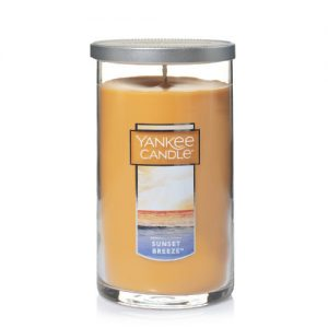 Sunset Breeze Medium Perfect Pillar Candle