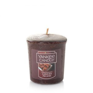 Candied Pecans Samplers Votives Candle