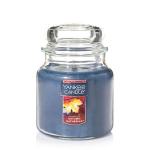 Autumn Gathering Medium Jar Candle