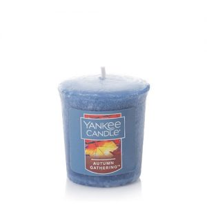 Autumn Gathering Samplers Votives Candle