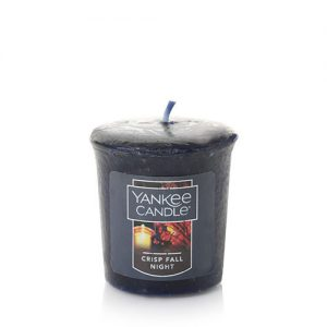 Crisp Fall Night Samplers Votives Candle