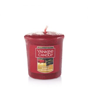 Bubbly Pomegranate Samplers Votive Candle