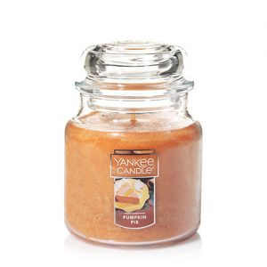 Pumpkin Pie Medium Jar Candle