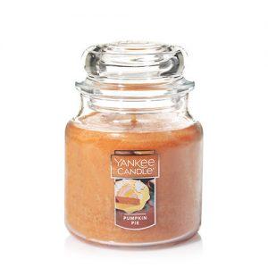Pumpkin Pie Medium Jar Candle