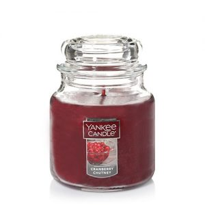 Cranberry Chutney Medium Jar Candles