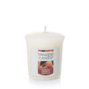 French Vanilla Samplers® Votives