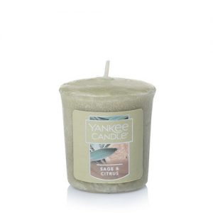 Sage & Citrus Samplers® Votive Candles