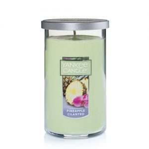 Pineapple Cilantro Large Perfect Pillar Candles